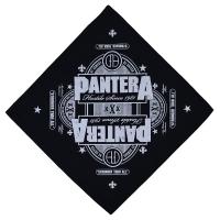 PANTERA Stronger Than All バンダナ