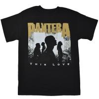 PANTERA This Love Tシャツ
