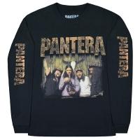 PANTERA Bong Group ロングスリーブ Tシャツ