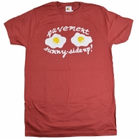 PAVEMENT Sunny Eggs Sunny Side Up Tシャツ
