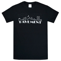 PAVEMENT Night Falls Tシャツ