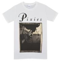 PIXIES Surfer Rosa Tシャツ WHITE