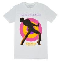 QUEEN Bohemian Rhapsody Fearless Tシャツ