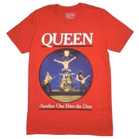 QUEEN Another One Bites The Dust Tシャツ