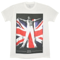 QUEEN Freddie Mercury Flag Tシャツ