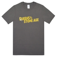 QUEENS OF THE STONE AGE Text Logo Tシャツ