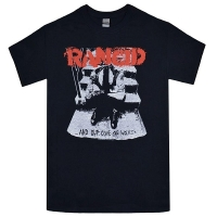 RANCID And Out Come The Wolves Tシャツ