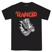 RANCID Let's Go Tシャツ