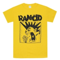 RANCID Screamimng Mohawk Tシャツ