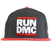 RUN DMC Logo NEW ERA ベースボールキャップ