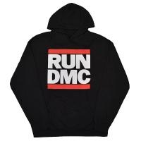 RUN DMC Logo プルオーバー パーカー