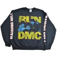 RUN DMC Raising Hell スウェット トレーナー