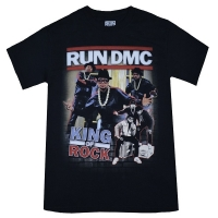 RUN DMC King Of Rock Homage Tシャツ