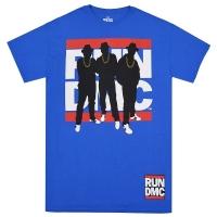 RUN DMC Silhouette Tシャツ