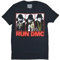 RUN DMC 3 Chains Tシャツ
