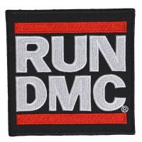 RUN DMC Logo Patch ワッペン