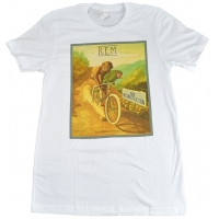 R.E.M. Monkey Bicycle Tシャツ