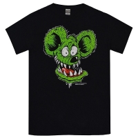 RAT FINK Rat Face Tシャツ