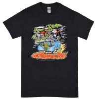 RAT FINK Grim Reaper Tシャツ