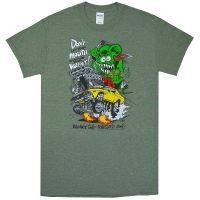 RAT FINK Money Talks Tシャツ