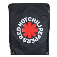 RED HOT CHILI PEPPERS Asterisk String Pack ナップサック