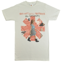 RED HOT CHILI PEPPERS Looking Around Tシャツ