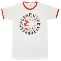 RED HOT CHILI PEPPERS Hand Drawn トリム Tシャツ