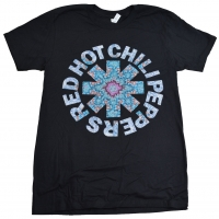 RED HOT CHILI PEPPERS Calidoscope Tシャツ