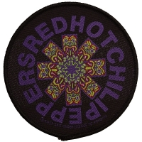 RED HOT CHILI PEPPERS Totem Patch ワッペン