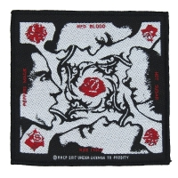RED HOT CHILI PEPPERS Blood Sugar Sex Magik Patch ワッペン
