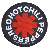 RED HOT CHILI PEPPERS Asterisk Patch ワッペン