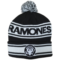 RAMONES Winter Hats ボンボン ニット帽