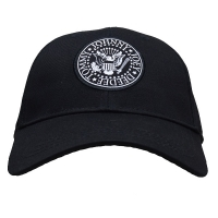 RAMONES Presidential Seal スナップバックキャップ