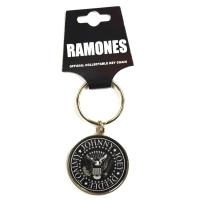 RAMONES Presidential Seal キーホルダー