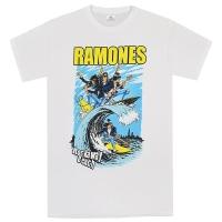 RAMONES Rockaway Beach Tシャツ