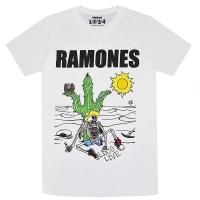 RAMONES Loco Live Tシャツ