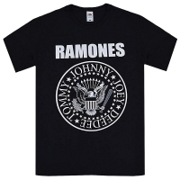 RAMONES Presidential Seal Tシャツ