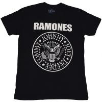 B品 RAMONES Presidential Seal Tシャツ