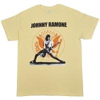 RAMONES Johnny Ramone Tシャツ