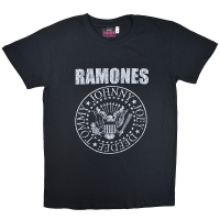 RAMONES Distressed Seal Tシャツ