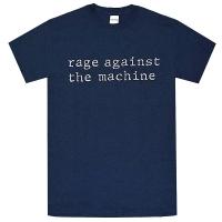 RAGE AGAINST THE MACHINE Original Logo Tシャツ