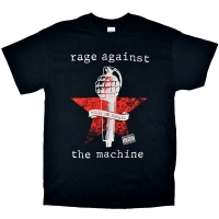 RAGE AGAINST THE MACHINE Bulls On Parade Tシャツ