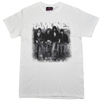 RAMONES First Album Faded Tシャツ