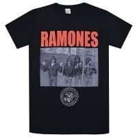 RAMONES Cage Photo Tシャツ
