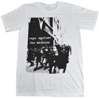 RAGE AGAINST THE MACHINE Riot Tシャツ