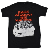 RAGE AGAINST THE MACHINE Skeleton Hands Tシャツ