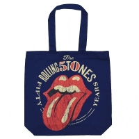 THE ROLLING STONES 50th Anniversary トートバッグ