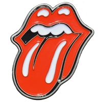 THE ROLLING STONES Tongue ピンバッジ