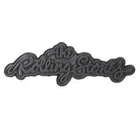 THE ROLLING STONES Logo ピンバッジ