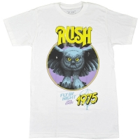 RUSH Fly By Night Live 75 Tシャツ